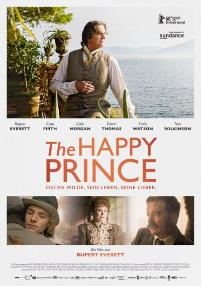 The Happy Prince: Poster