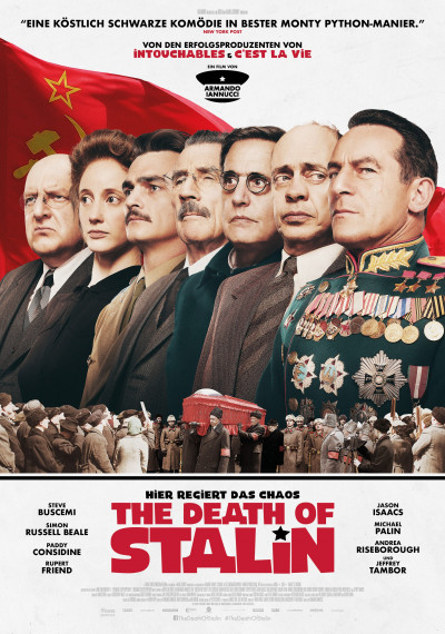 The Death of Stalin: Poster