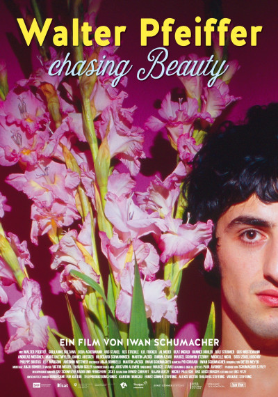 Walter Pfeiffer - Chasing Beauty: Poster