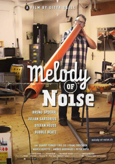 Melody of Noise: Poster
