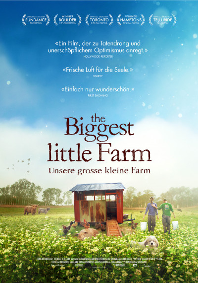 The Biggest Little Farm: Poster
