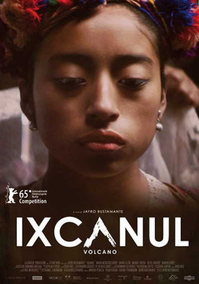 Ixcanul: Poster