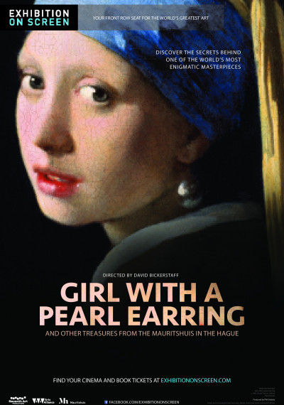Girl with a Pearl Earring: Poster