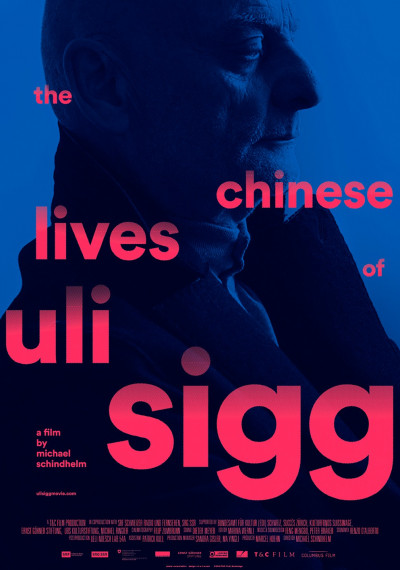 The Chinese Lives of Uli Sigg: Poster