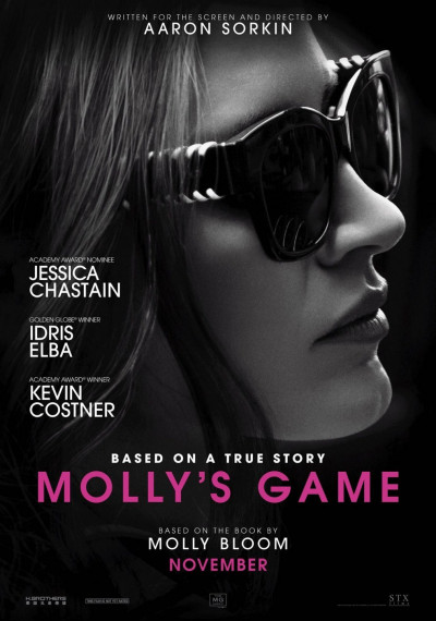 Molly's Game: Poster