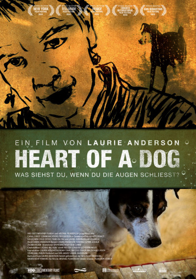 Heart of a Dog: Poster