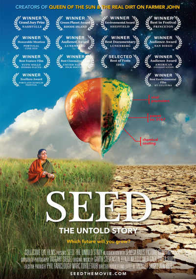 Seed: The Untold Story: Poster