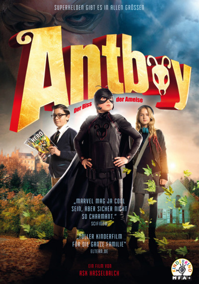 Antboy: Poster