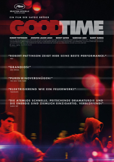 Good Time: Poster