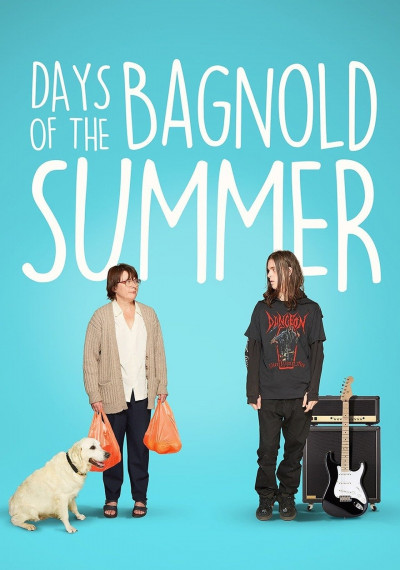 Days of the Bagnold Summer: Poster