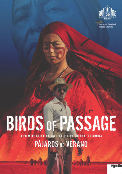 Birds of Passage: Poster