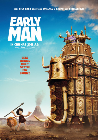 Early Man: Poster