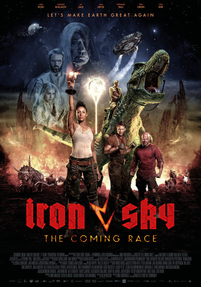 Iron Sky: The Coming Race: Poster