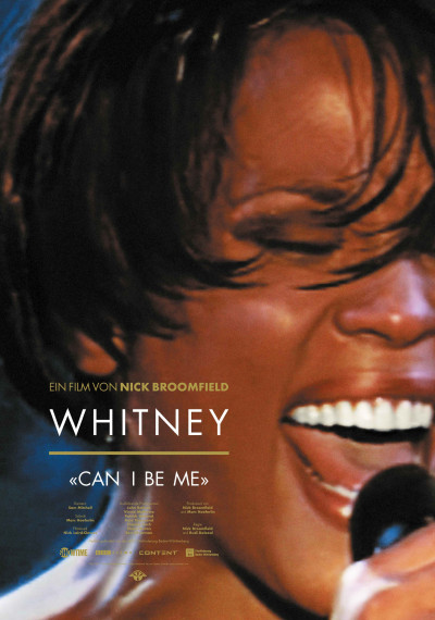 Whitney: Can I Be Me: Poster