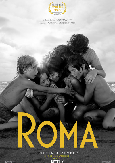 Roma: Poster
