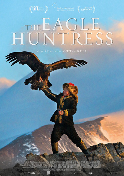 The Eagle Huntress: Poster