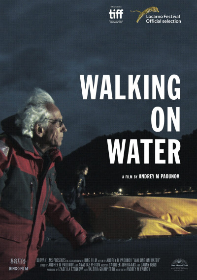 Walking on Water: Poster