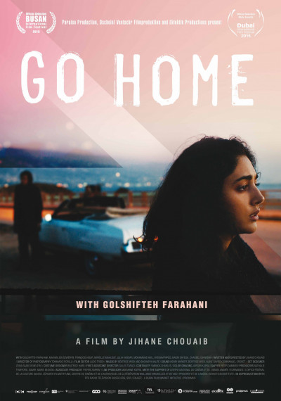Go Home: Poster