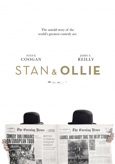 Stan and Ollie: Poster