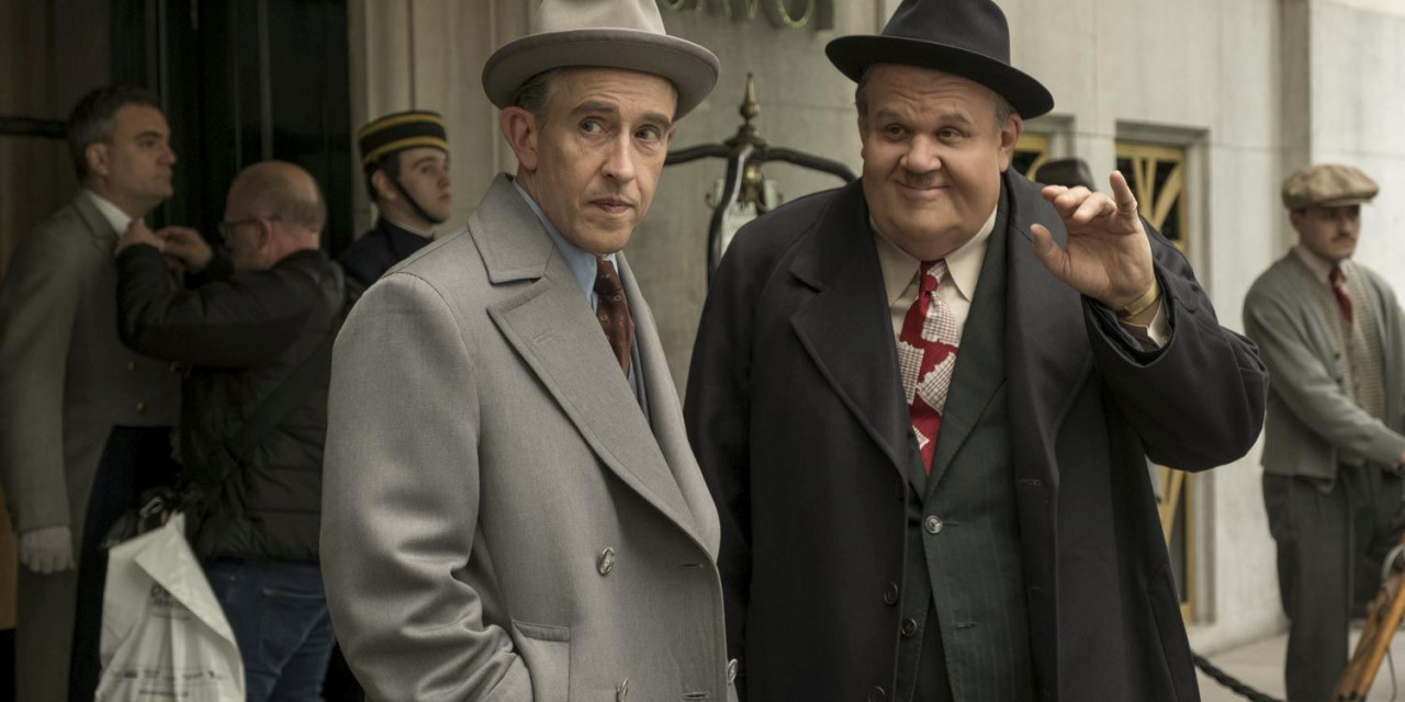 Stan and Ollie: Hero