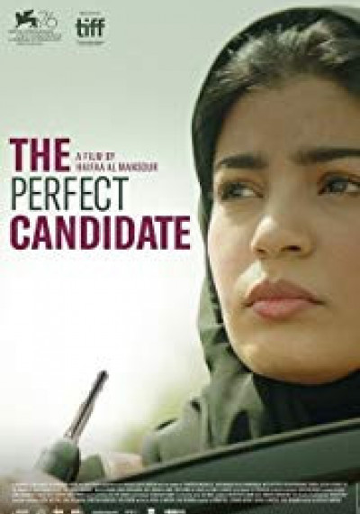 The Perfect Candidate: Poster