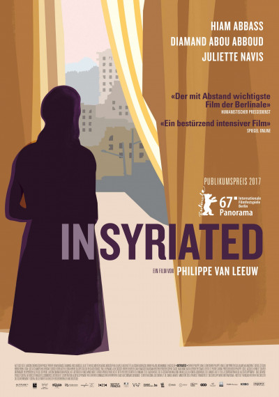 Insyriated: Poster