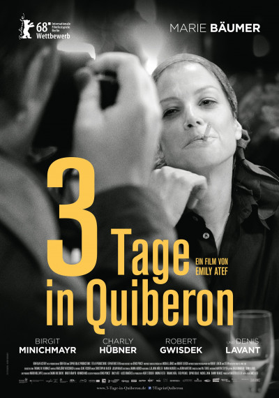 3 Tage in Quiberon: Poster