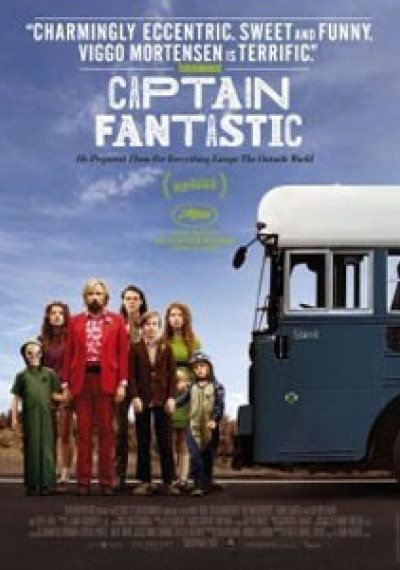 Captain Fantastic: Poster