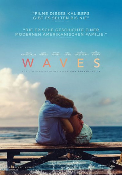Waves: Poster