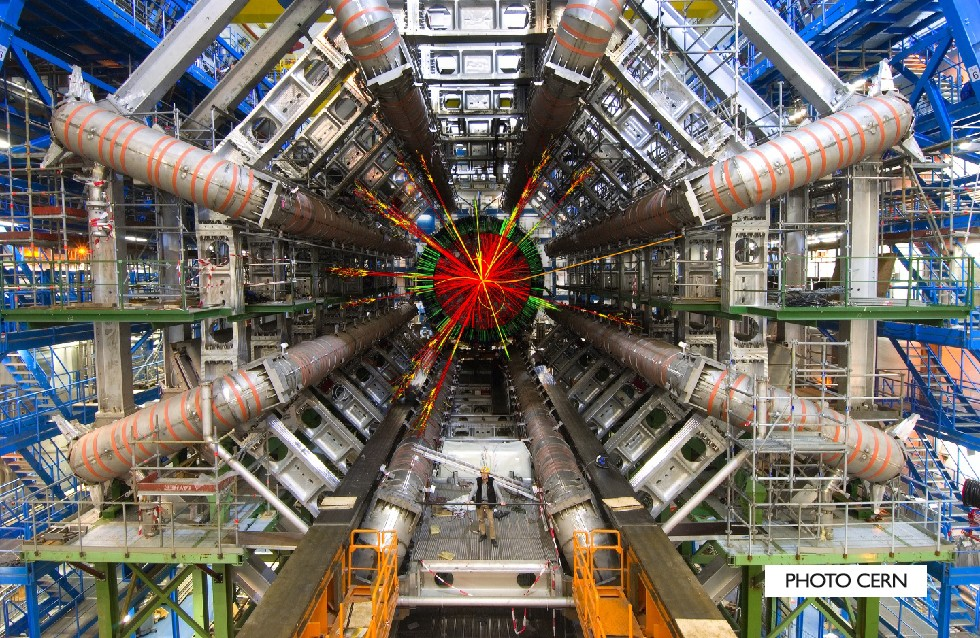 CERN and the Sense of Beauty: Scene Image 1