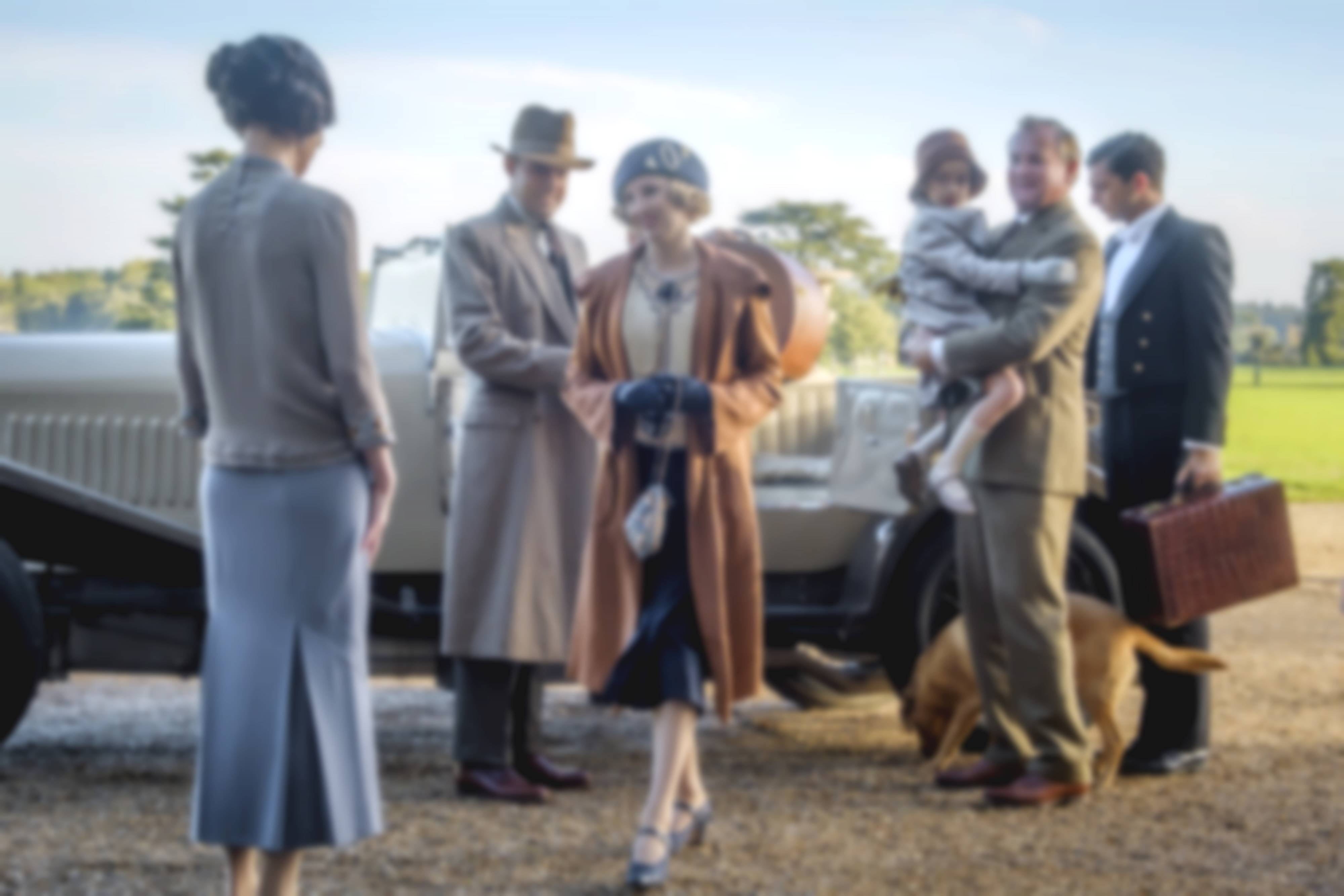 Downton Abbey: Scene Image 2