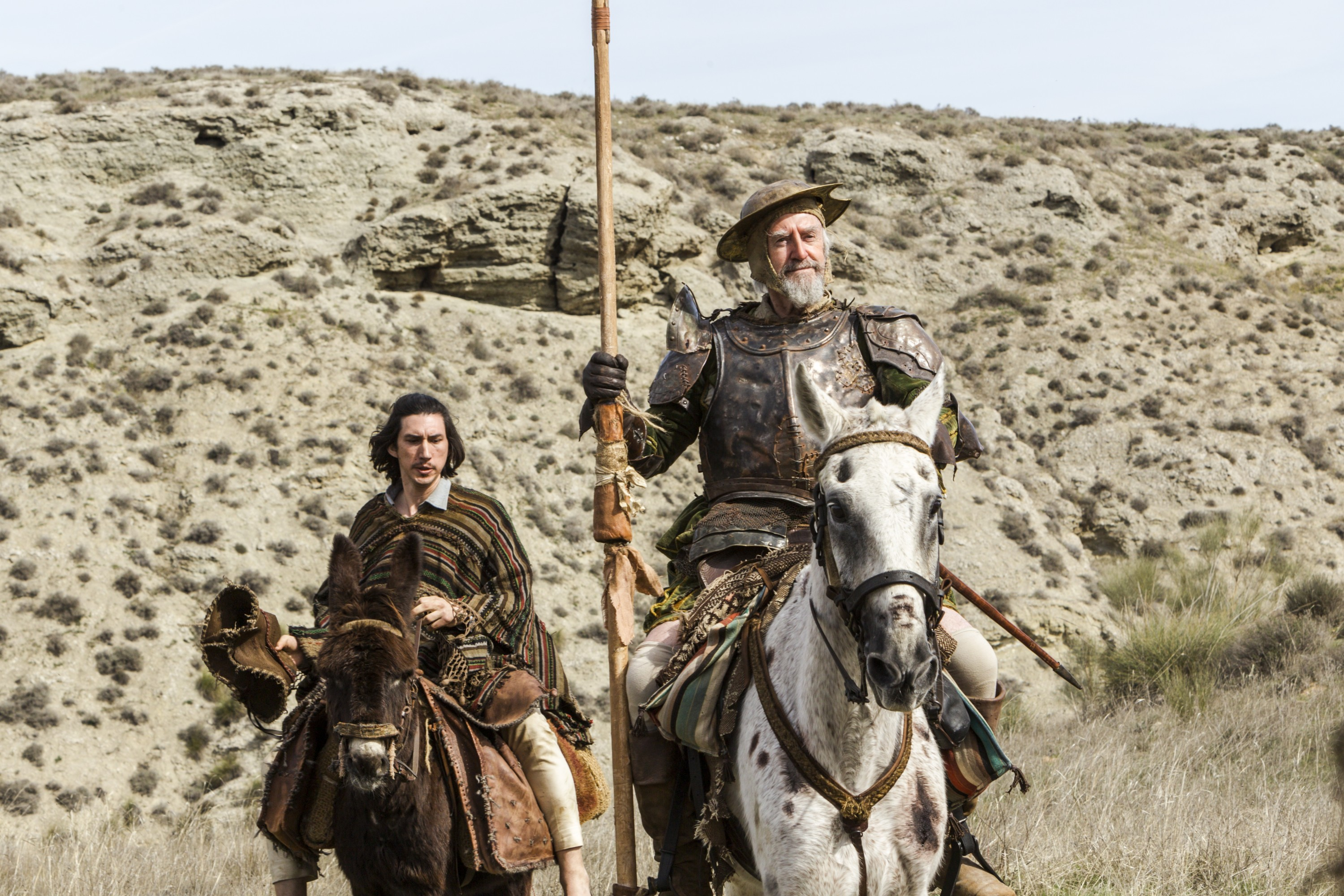 The Man Who Killed Don Quixote: Scene Image 7