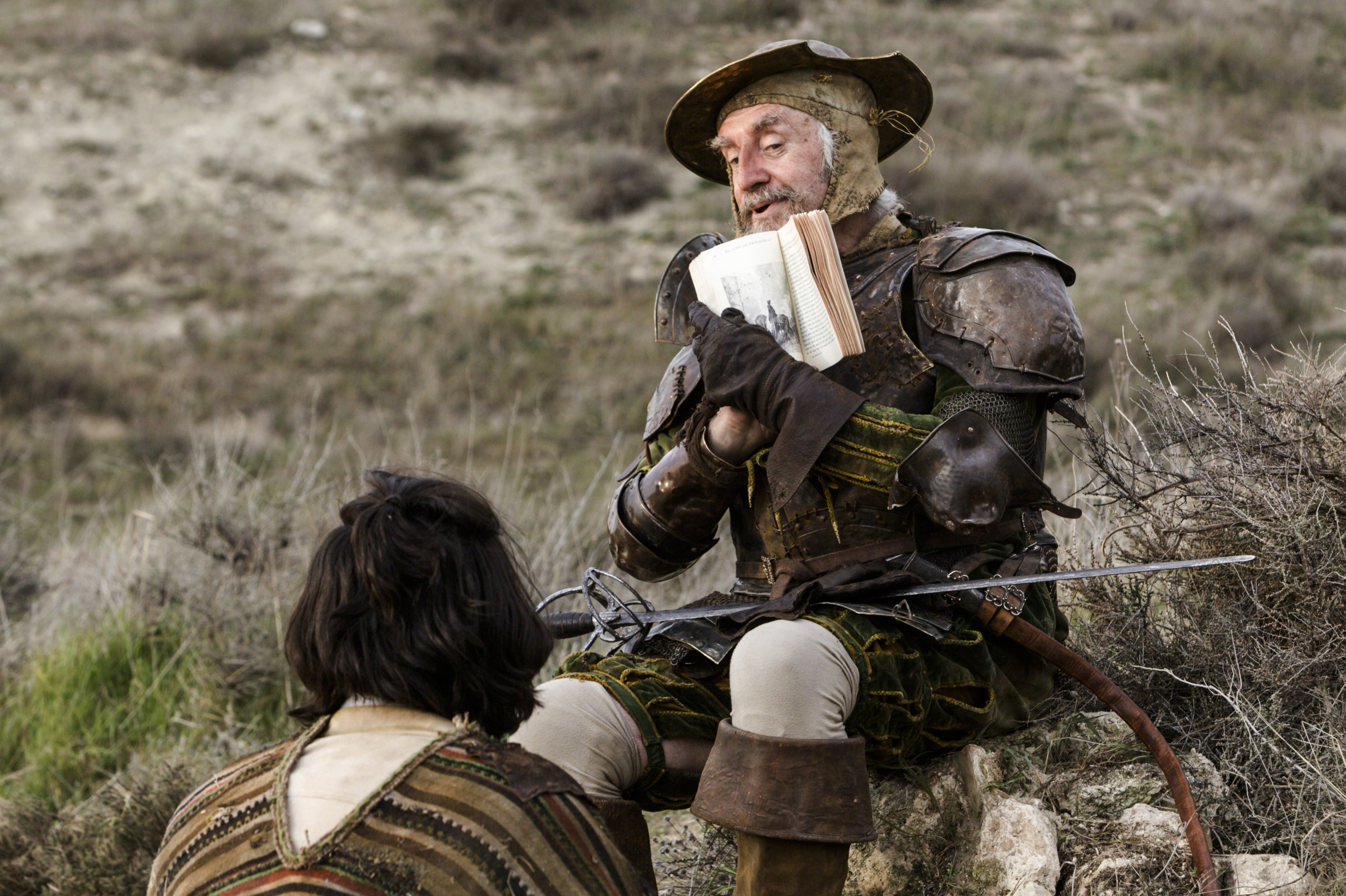 The Man Who Killed Don Quixote: Scene Image 9