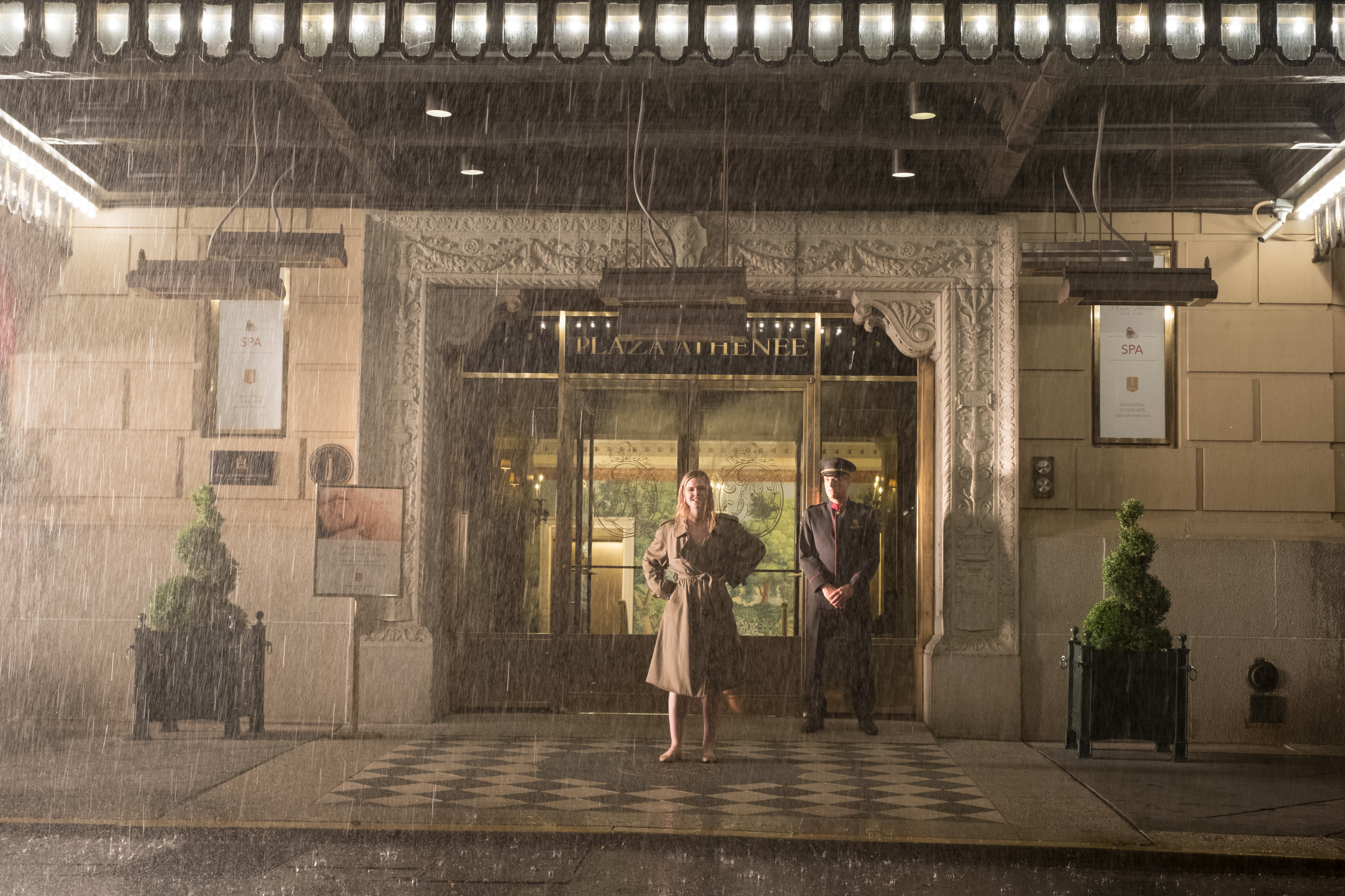 A rainy Day in New York: Scene Image 11
