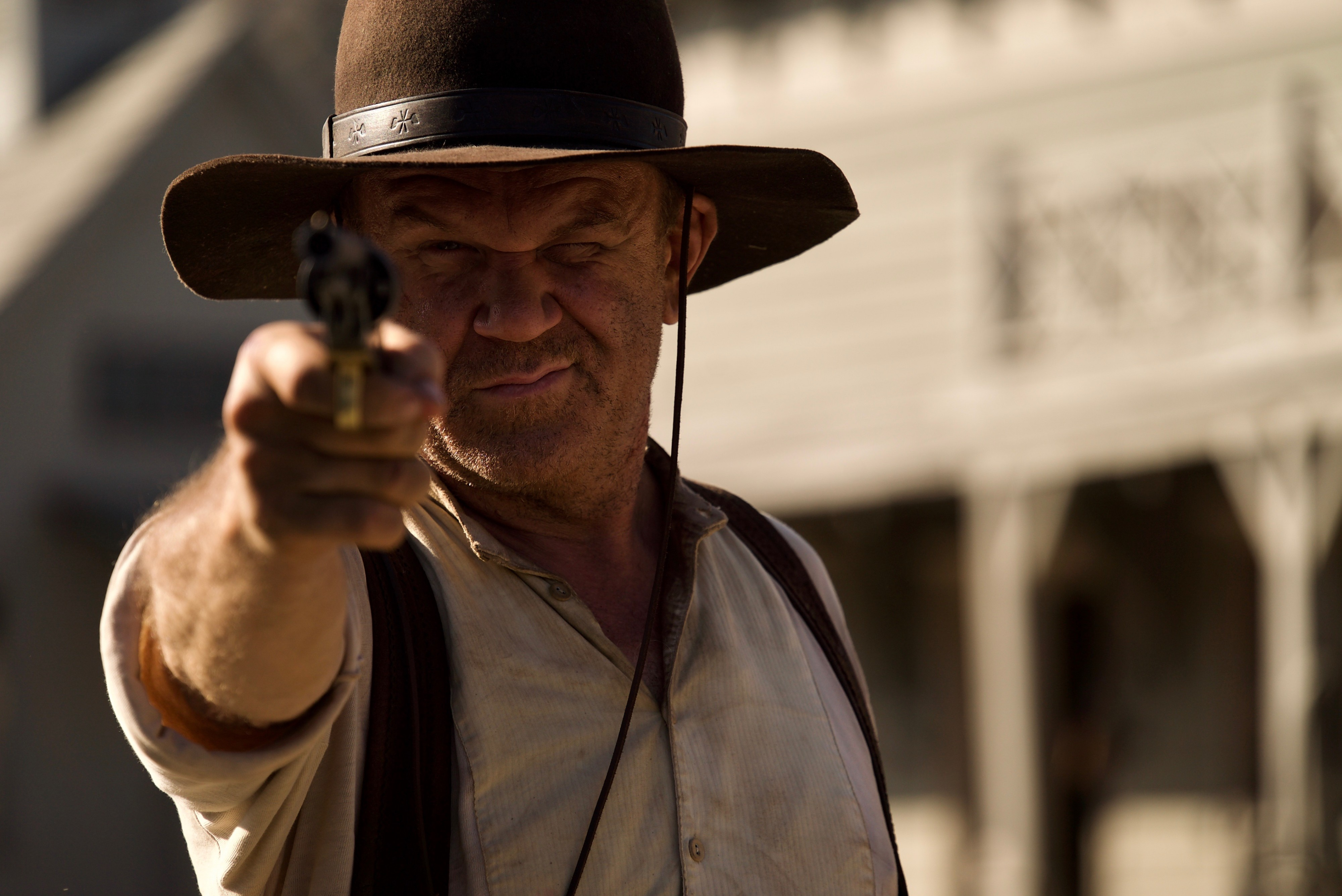The Sisters Brothers: Scene Image 3