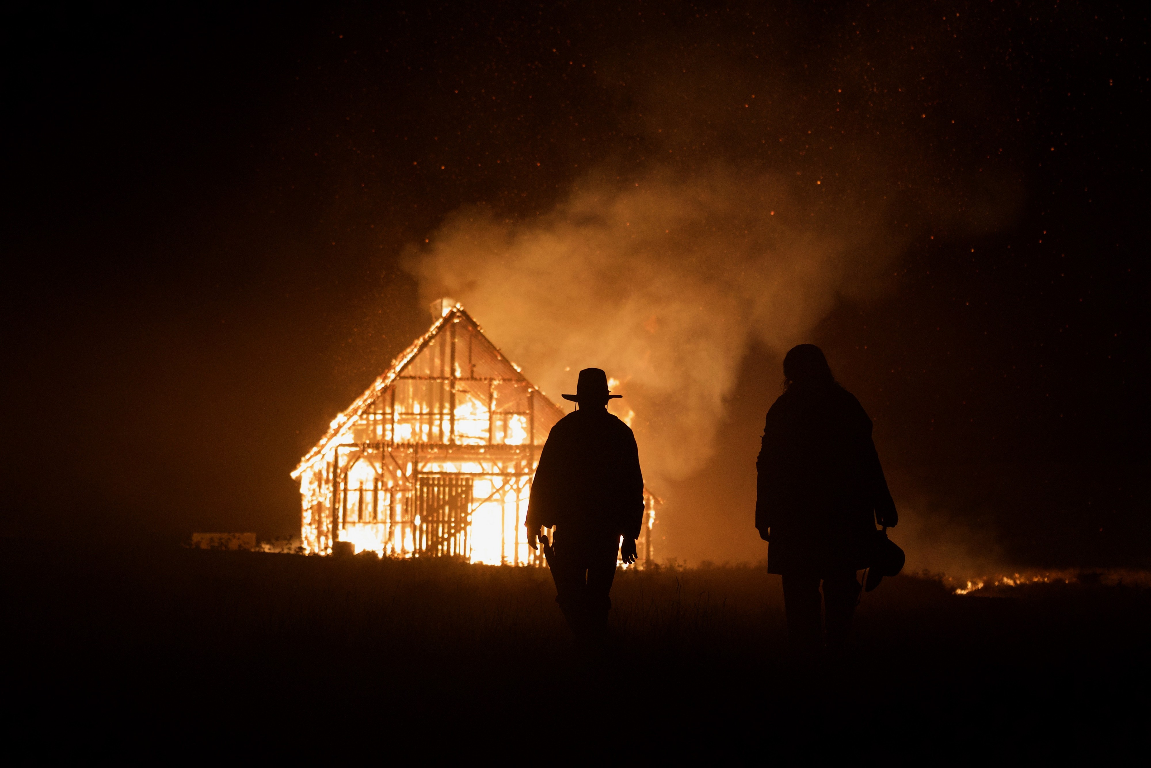 The Sisters Brothers: Scene Image 6