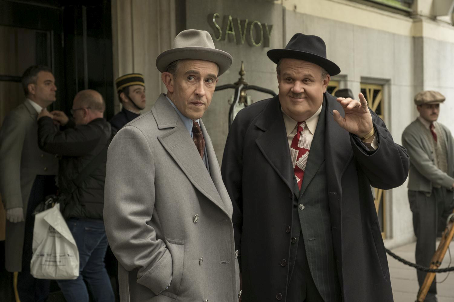 Stan and Ollie: Scene Image 1