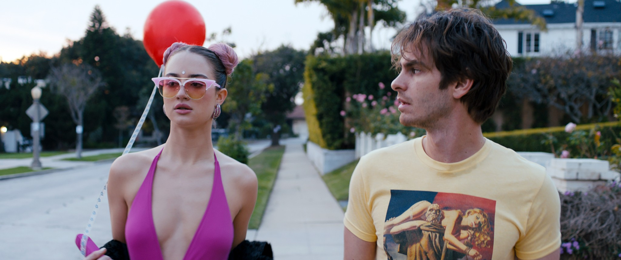 Under the Silver Lake: Scene Image 1